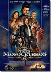 3 Musketeers International Poster