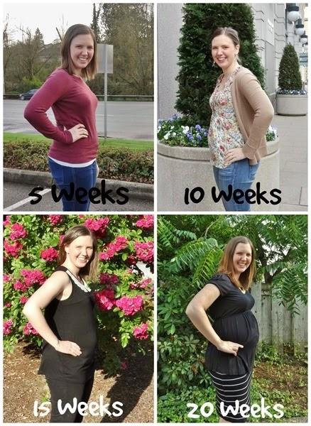 20 Week Collage