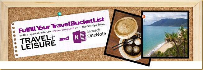 Microsoft-OneNote-Travel-Notebook