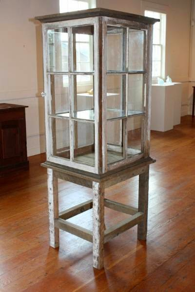 O Display Cabinet Old Windows Repurposed Furniture Ideas