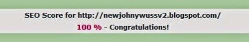 new jhony wuss v2 seo skor