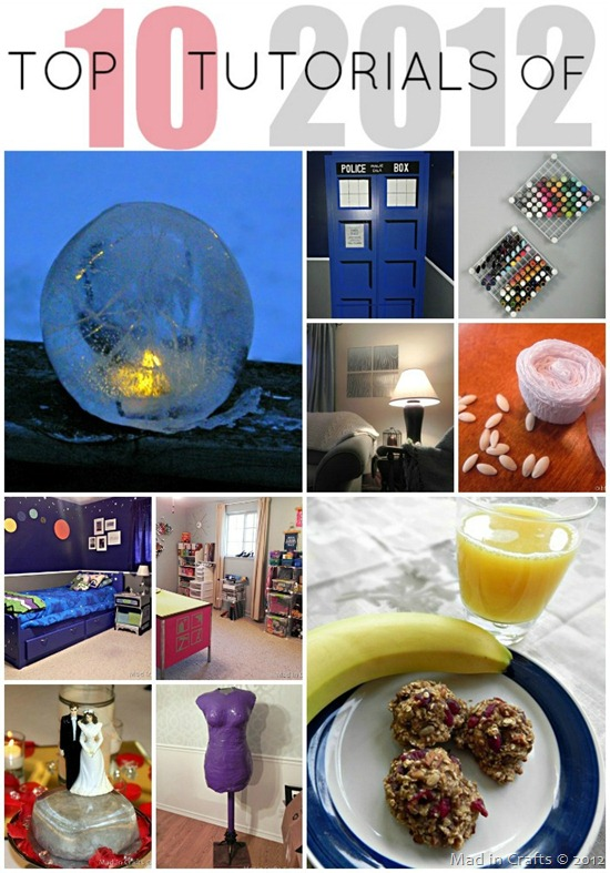 Top Posts of 2012