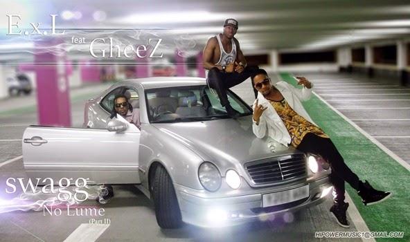 [Só-9dades] ExL feat. Gheez - Swagg No Lume (Afro beat 2k15) so 9dades