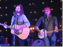 Mac Powell and Jason Hoard of Third Day