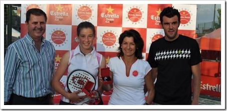 El Vision Team participa en el Bwin PPT Ciudad Raqueta, Madrid 2011.