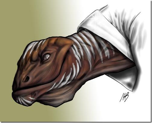 El Lagartom, Lizard,  Dr. Curt Connors (18)