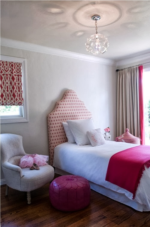 pink bedroom vt interiors