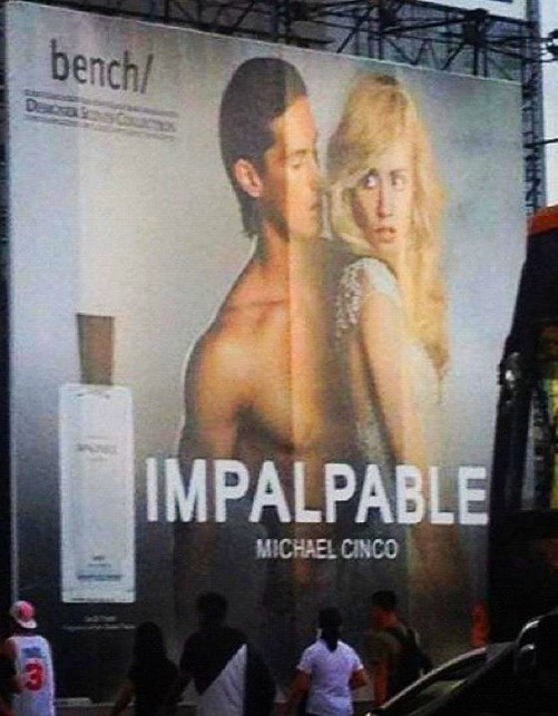 tierry impalpable billboard