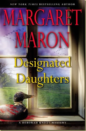 Designated Daughters cover