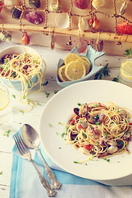 Spaghetti allo scoglio 3