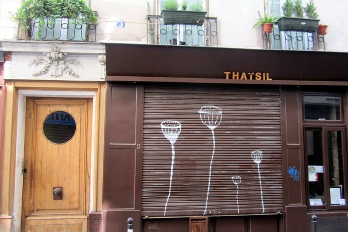 rue du nil paris