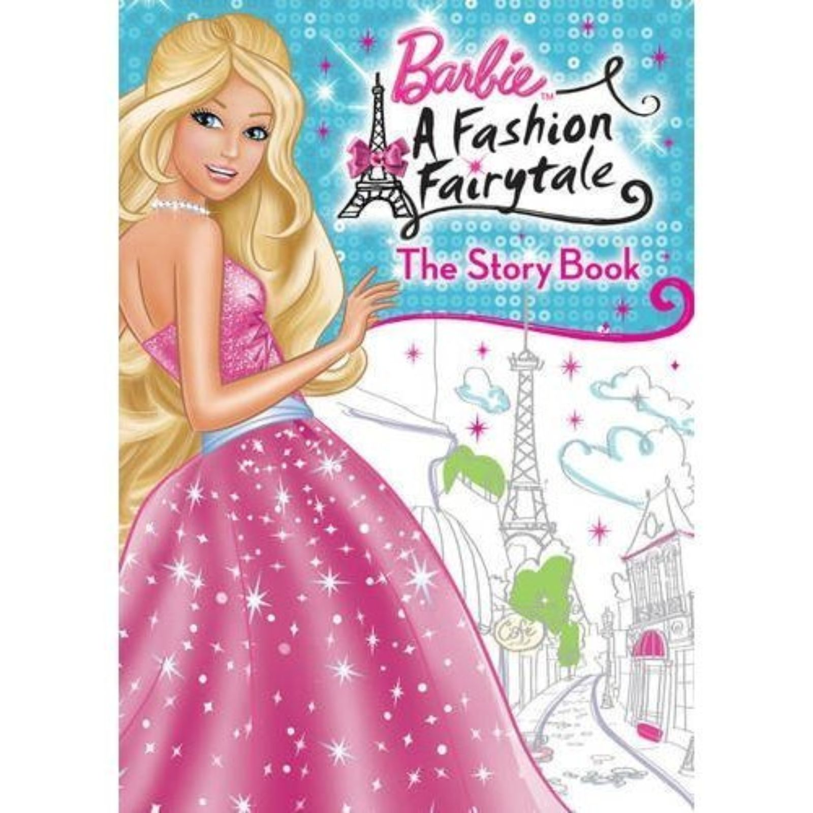 Barbie a fashion fairytale games for girls 88