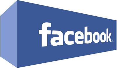 Logo Facebook bloco