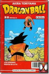 P00024 - Dragon Ball Nº206 por Pep