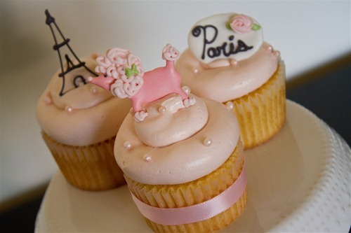 Paris Cupcakes-3