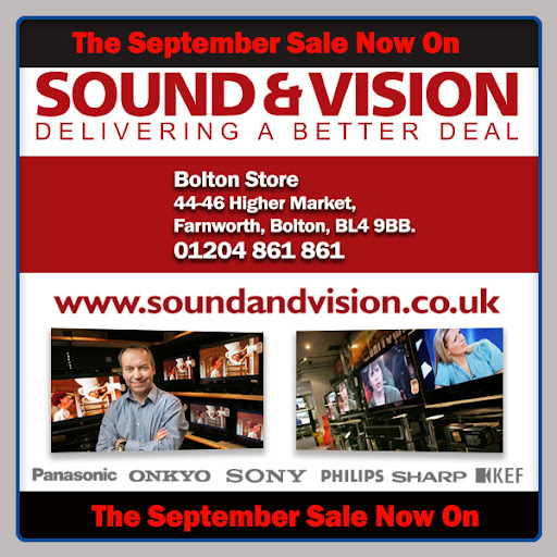Click Here For September Sale Savings On 3D HD Tvs, Home Cinema Systems And Electricals