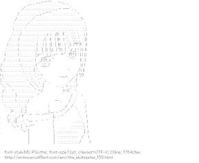 [AA]Takatsuki Yayoi (The Idolmaster)