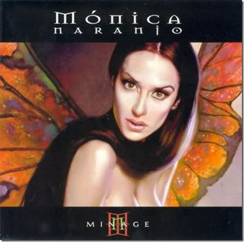 Monica Naranjo - Spanish singer