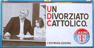 Casini UDC Un Divorziato Cattolico