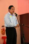 董事长致词,报告学校发展计划