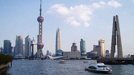 Sights of China: Shanghai, the city of the future