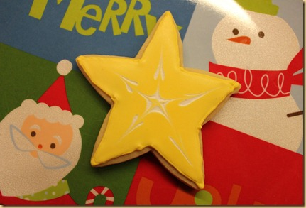 Star Sugar Cookie