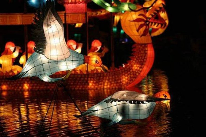 Creative Chinese Lanterns