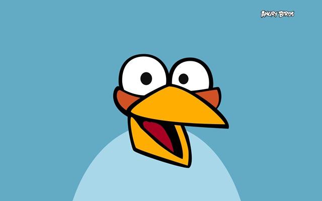 Muat turun tema Angry Bird untuk Windows 7