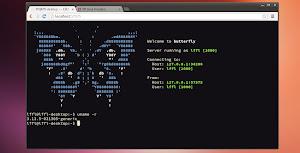 Butterfly in Ubuntu Linux