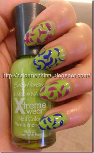 Chitra Pal Sally Hansen xtreme wear Green with Envy (19)_thumb[9]