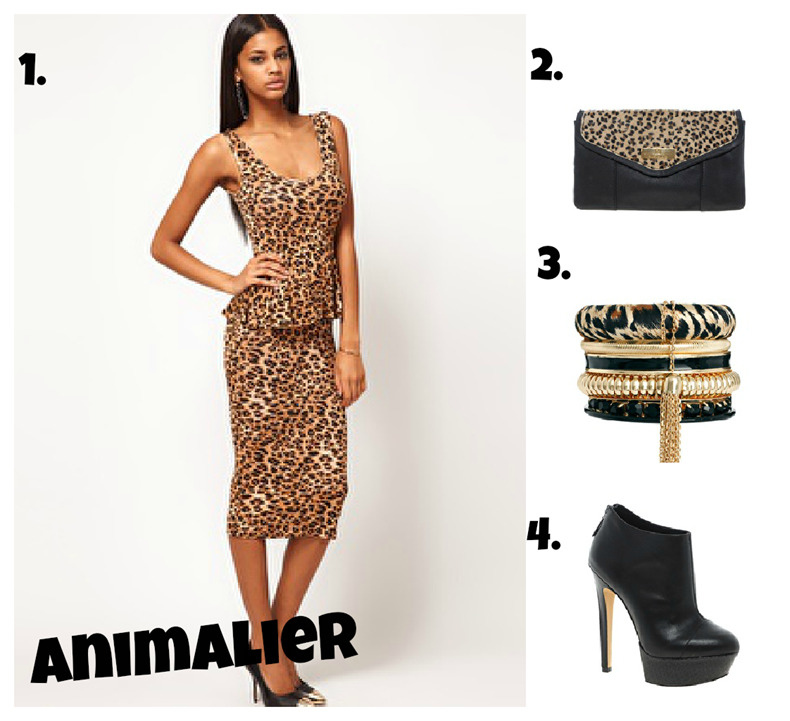 ANIMALIER PROVOCATIVE