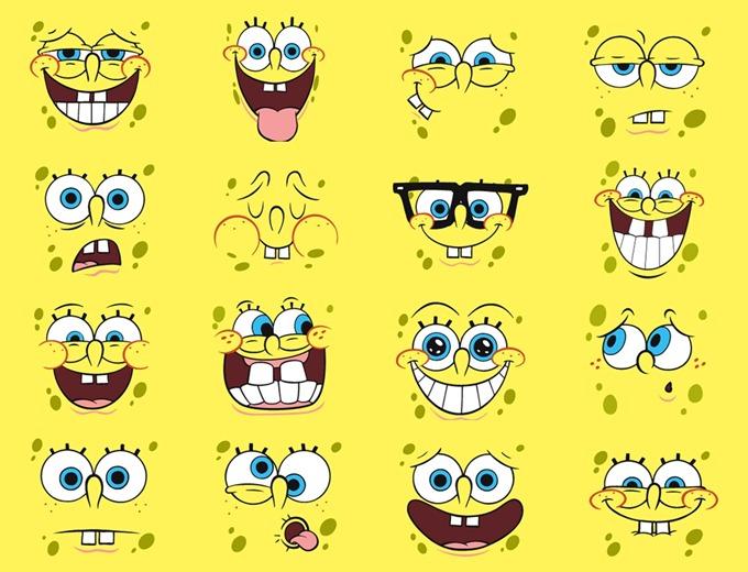 Nail art spongebob your favourite cartoon its my life spongebob spongebob squarepants 1595657 1024 768 ori prinsesfo Image collections