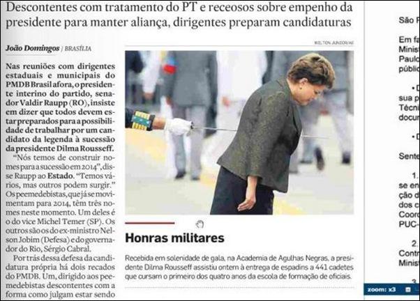 La présidente du Brésil - Dilma Russef_05