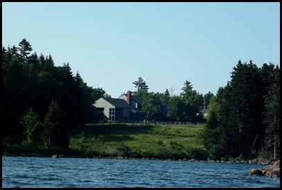 On Jordan Pond 118