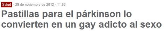 parkinson gay