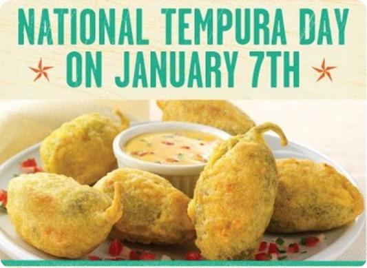 tempurda day
