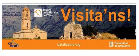 La batalha de l'Ebre en Catalonha
