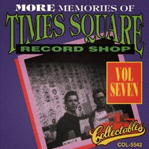 Memories of Times square Records Vol 7