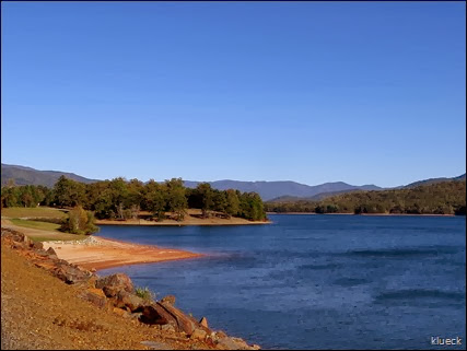 Lake Chatuge Damn