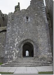 09.Roca de Cashel. Catedral - Pórtico