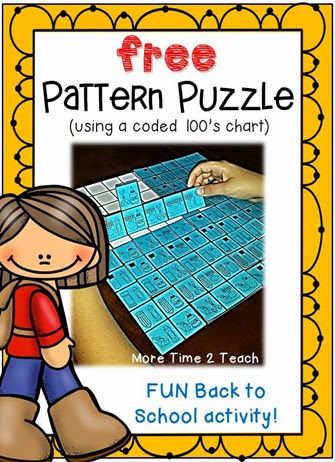 Pattern Puzzle cover page JPEG