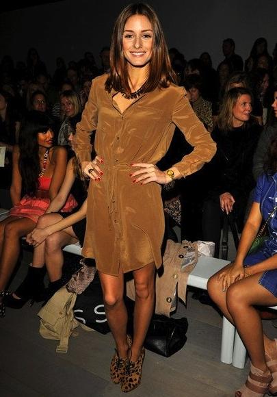 Modern Style Icon: Olivia Palermo via La Dolce Vita