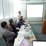 STAにて / Meeting at STA.
