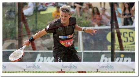 Resultados Dieciseisavos de final en el Bwin PPT Internacionales Ciudad de Fuengirola 2012.