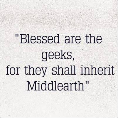 Blessed are the Geeks