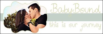 Baby Bound Banner