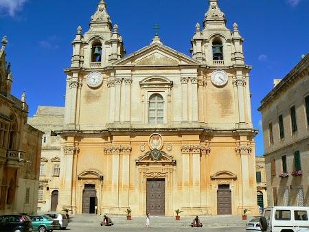 10. Catedrala din Mdina.JPG