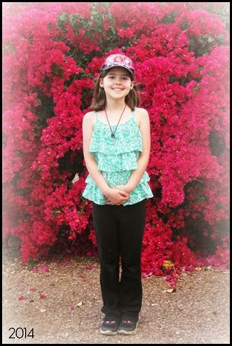 MHG flower bush