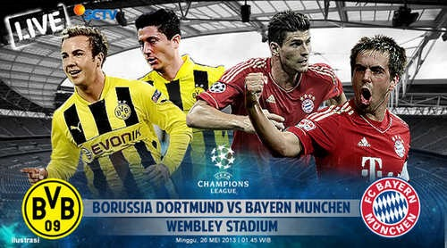 Prediksi Dortmund vs Bayern Munchen