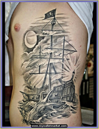 Tattoos designs with meaning for Pirate tattoo meaning